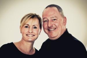 Margaret and Colin Morgan-Jones