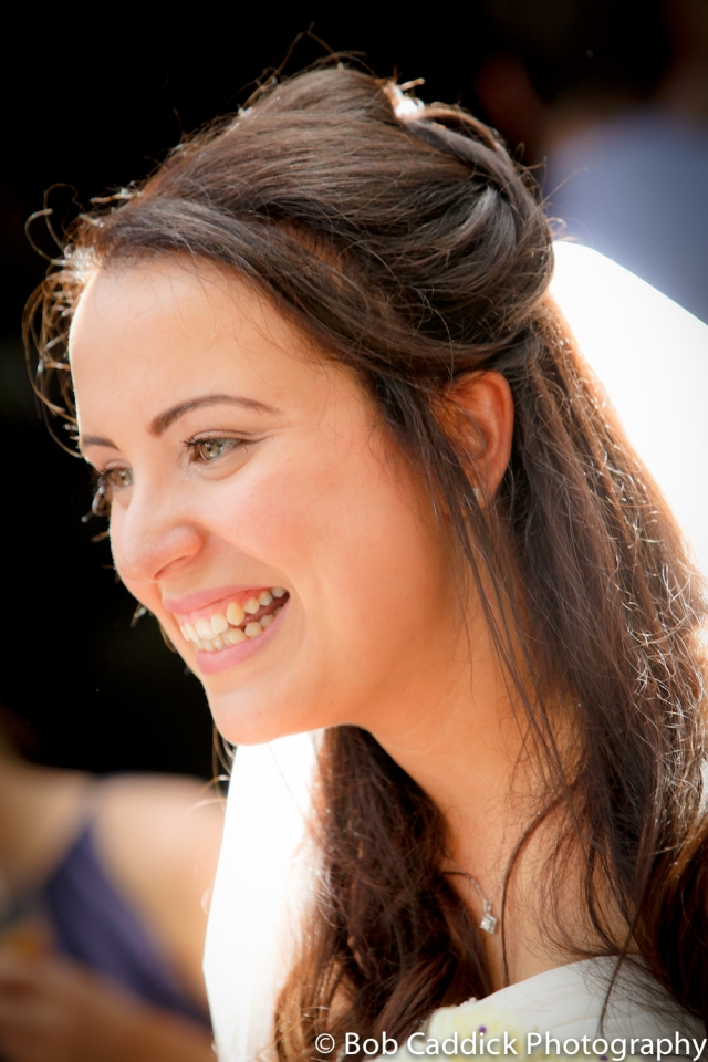 A beautiful Northampton bride